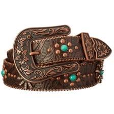 Nocona Women's Copper Belt