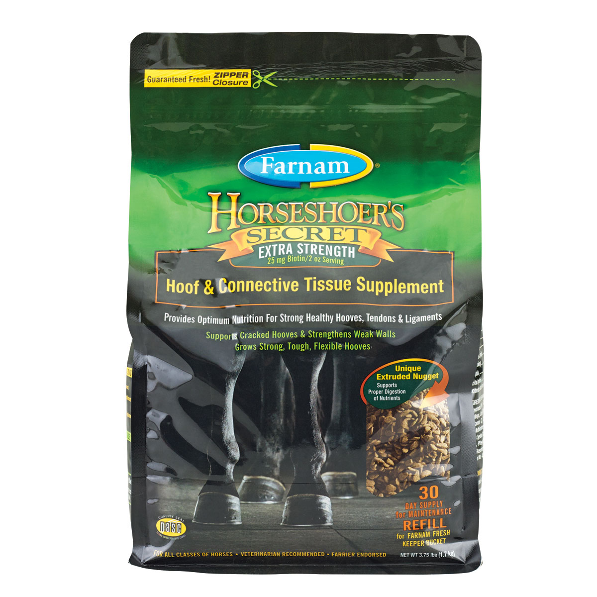 Horseshoer's Secret® Extra Strength Hoof & Connective Tissue Supplement