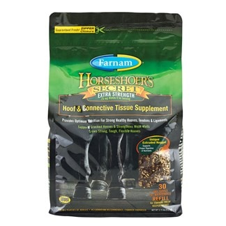 Horseshoer's Secret® Extra Strength Hoof & Connective Tissue Supplement