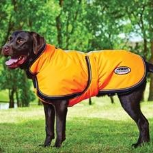 Weatherbeeta 300D Deluxe Reflective Dog Parka - LIGHTWEIGHT