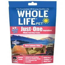 Whole Life® Just One Ingredient Treats - Salmon