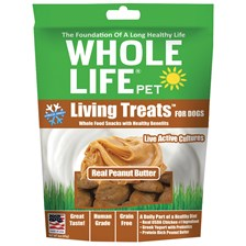 Whole Life® Living Treats - Real Peanut Butter