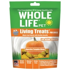 Whole Life® Living Treats - Digestive Pumpkin Blend