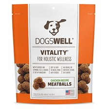Dogswell Vitality Meatballs
