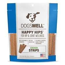 Dogswell Happy Hip Grilled Strips