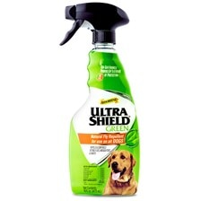 UltraShield Green - Natural Fly Repellent For Dogs