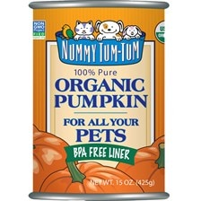 Nummy Tum Tum™ Pure Pumpkin - 100% Organic