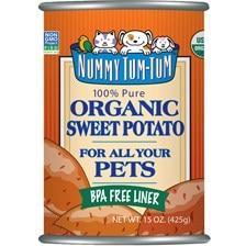 Nummy Tum Tum Pure™ Sweet Potato - 100% Organic