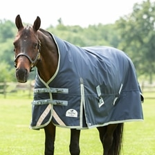 Shires StormCheeta High Neck Turnout Blanket Made Exclusively for SmartPak