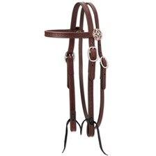 High Horse Daisetta Browband Headstall