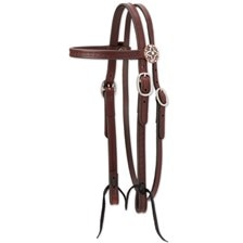 High Horse Daisetta Browband Headstall