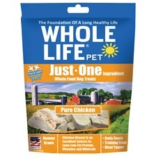 Whole Life® Just One Ingredient Treats - Chicken