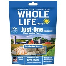 Whole Life® Just One Ingredient Treats - Turkey