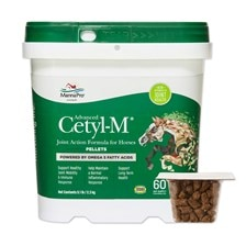 Advanced Cetyl M® Joint Action Formula for Horses - Pelleted