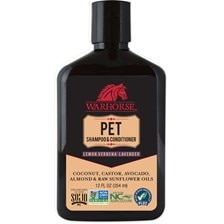 Warhorse Pet Shampoo & Conditioner - Lemon Lavender