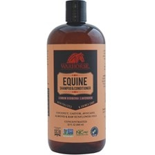 Warhorse Equine Shampoo & Conditioner - Lemon Lavender