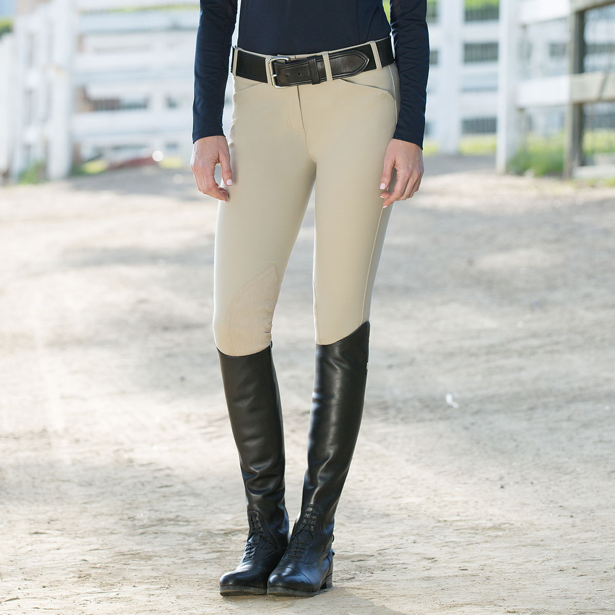 Ariat Heritage Elite Knee Patch Breech