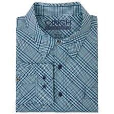 Cinch Men's Modern Weave Shirt