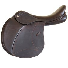 M. Toulouse Giselle Pro Close Contact Saddle with Genesis System