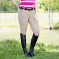 Piper Breeches by SmartPak - Silicone Grip Knee Patch- Sale!