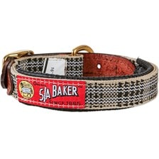 Baker® Dog Collar - Neoprene Lined