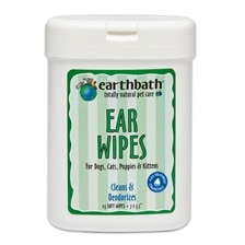 earthbath® Ear Wipes