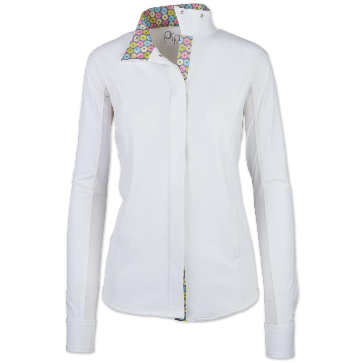9eeebb32b Piper Long Sleeve Show Shirt by SmartPak