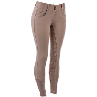 Piper Knit Breeches by SmartPak- Low Rise Full Seat - Clearance!