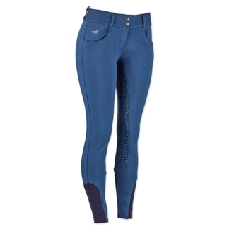Piper Knit Breeches by SmartPak- Low Rise Full Seat