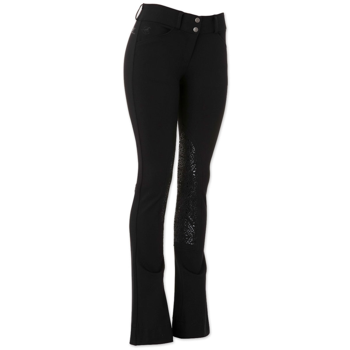 Piper Knit Breeches by SmartPak - Low Rise Boot Cut