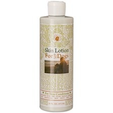 Equiderma Skin Lotion for the Love of Dogs