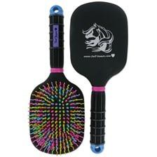 Tail Tamer's Rainbow Paddle Brush