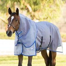 WeatherBeeta ComFiTec Ripshield Plus Detach-A-Neck Fly Sheet
