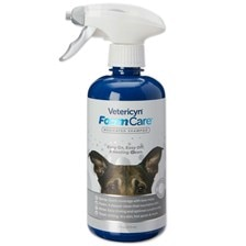 Vetericyn Medicated Foamcare Pet Shampoo
