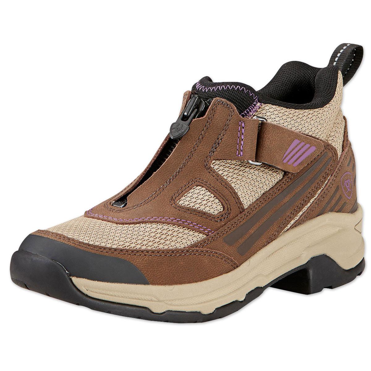 Ariat Maxtrax Zip UL Boot