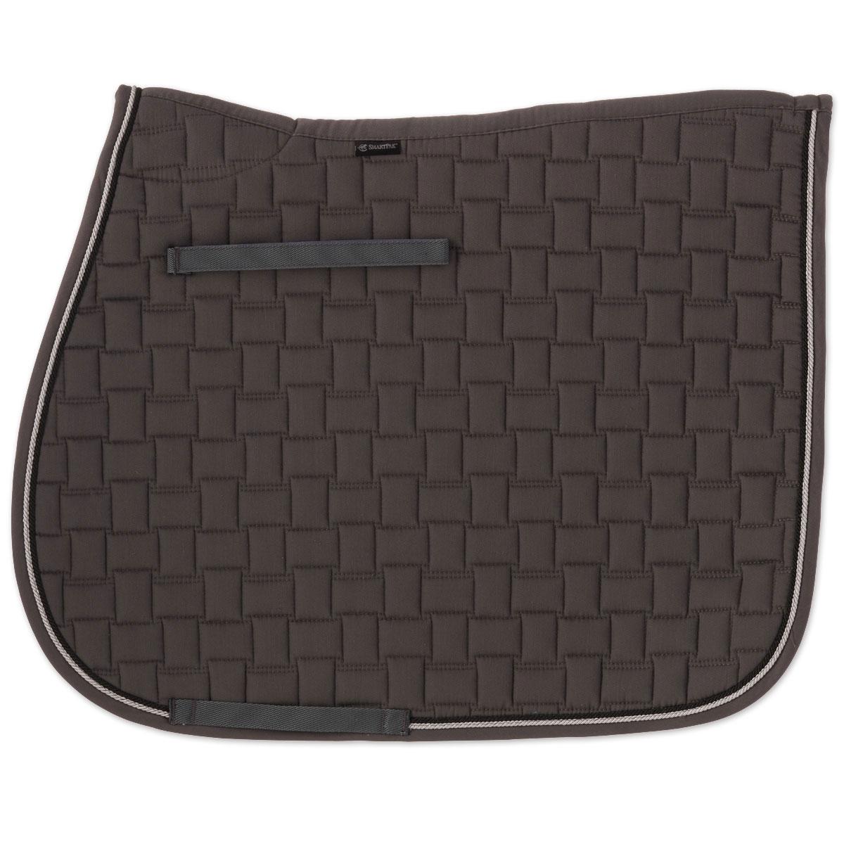 SmartPak Basket Weave AP Saddle Pad