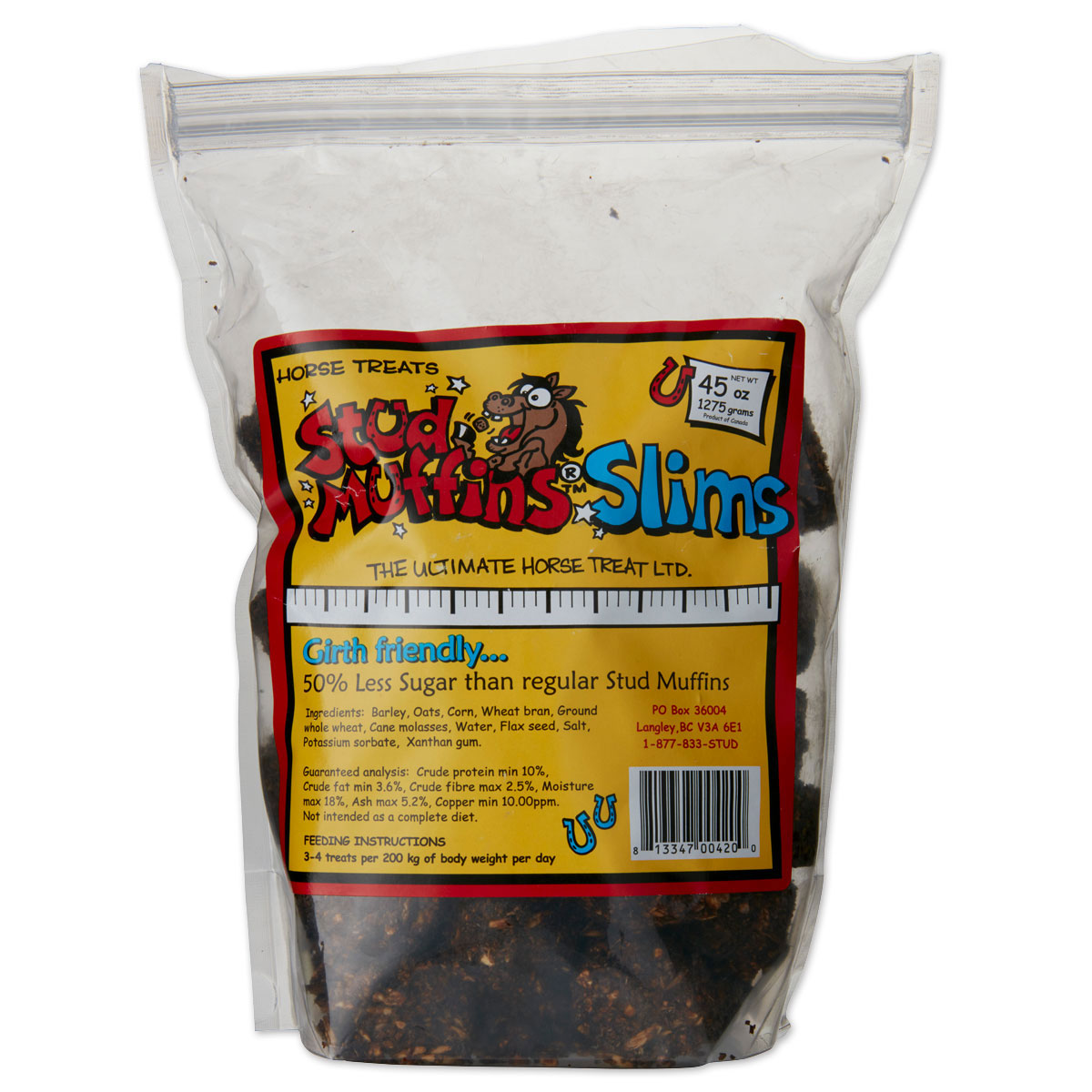 Stud Muffin Slim Horse Treats