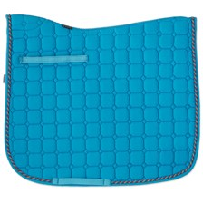 SmartPak Octagon & Diamond Deluxe Dressage Saddle Pad - Clearance!