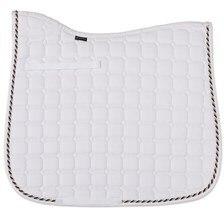 SmartPak Deluxe Octagon & Diamond Dressage Saddle Pad