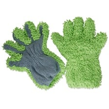 Microfiber Bathing & Grooming Gloves