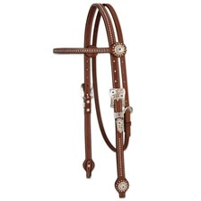 Weaver Stacy Westfall Showtime Browband Headstall