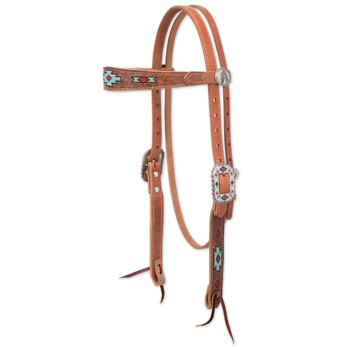 Weaver Native Spirit Browband Headstall