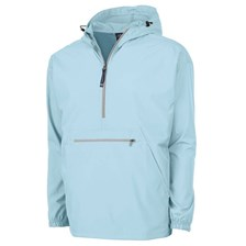 Personalized Pack-N-Go Pullover Rain Jacket