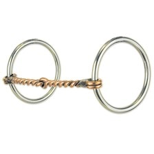 Reinsman Stage A Medium Loose Ring Bit