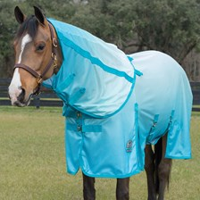 SmartPak Deluxe Fly Sheet - Patterned - Clearance
