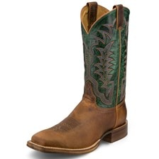 Justin Men's CPX Collection- Hidalgo Cognac