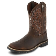 Justin Men's George Strait Collection - Waterproof