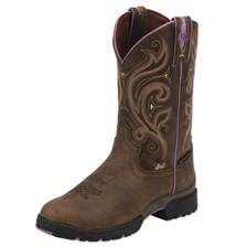 Justin Women's George Strait Collection - Waterproof