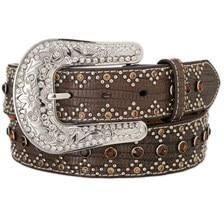Nocona Women's Jeweled Belt