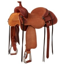 Circle Y XP Dodge Ranch Sorter Saddle
